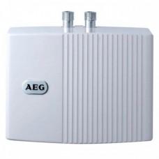 Проточный водонагреватель AEG MTD 440 напорный (220 В), электрический