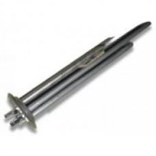 ТЭН для водонагревателя нержавейка RF 64 2,0 кВт (0,7+1,3) под анод М4 (М20042)