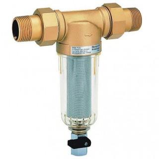 Фильтр тонкой очистки самопромывной для холодной воды (100мк) Honeywell FF06-1/2''AA