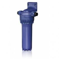 """Корпус предфильтра (синий) Аквафор для холодной воды 10SL (армированный) 1/2"""""""