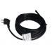 Греющий кабель саморегулирующийся ESSAN WARM CABLE ETL10 -2 метра