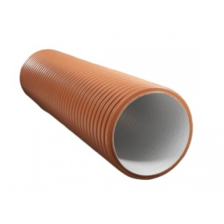 Труба двухслойная Политэк L 6000