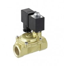 """Клапан электромагнитный для воды 220в нормально открытый 1/2"""" """"EMMETI"""""""