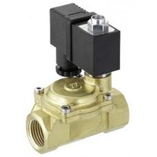 """Клапан электромагнитный для воды 220в нормально закрытый 1/2"""" """"EMMETI"""""""