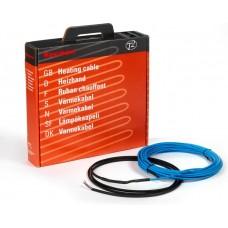 Греющий двужильный кабель для теплого пола Raychem Т2Blue 20 Вт/м, 50м
