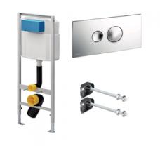Модуль для унитаза (инсталляция для унитаза) VIEGA 1130 мм (в комплекте кнопка 596323 Visign for Style 10)