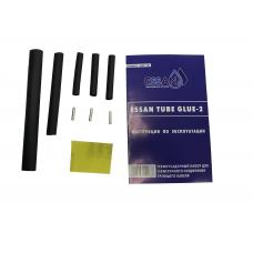 Термоусадочный набор для греющего кабеля ESSAN TUBE GLUE-2