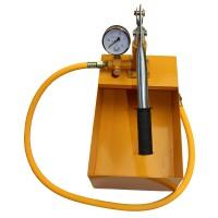 Ручной опрессовщик для систем отопления и водоснабжения BLACK GEAR -40бар