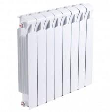 Биметаллический монолитный радиатор Rifar Monolit 350/4 секции