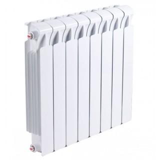 Биметаллический монолитный радиатор Rifar Monolit 350/6 секций