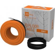 Греющий кабель для пола под стяжку IQ-WATT FLOOR CABLE 15 м