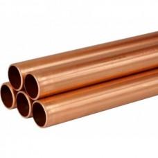 Труба медная неотожженная Wieland SANCO Ø18х0.7мм (штанга 3м)